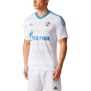 adidas Herren Climacool Auswärtstrikot FC Schalke 04 Away Jersey