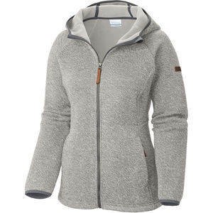 Columbia Damen Fleecejacke Canyons Bend, grau