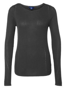 Tom Tailor Pullover, anthrazit, S