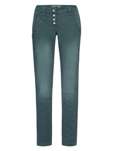 Tom Tailor Jeans Tapered, petrol, S