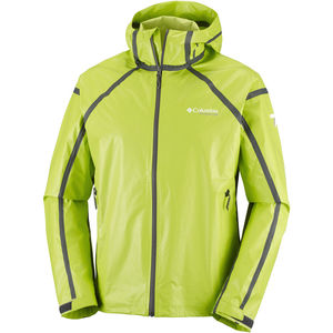 Columbia Herren Outdoorjacke OutDry Ex Gold Tech Shell, neongelb