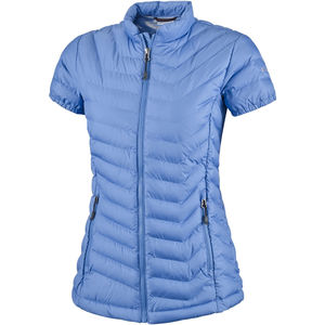 Columbia Damen Omni-Heat Isolationsjacke Powder Lite, hellblau