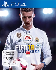 Sony PS4 FIFA 18