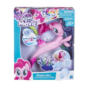 Hasbro My Little Pony - Schwimmendes Seepony - Pinkie Pie