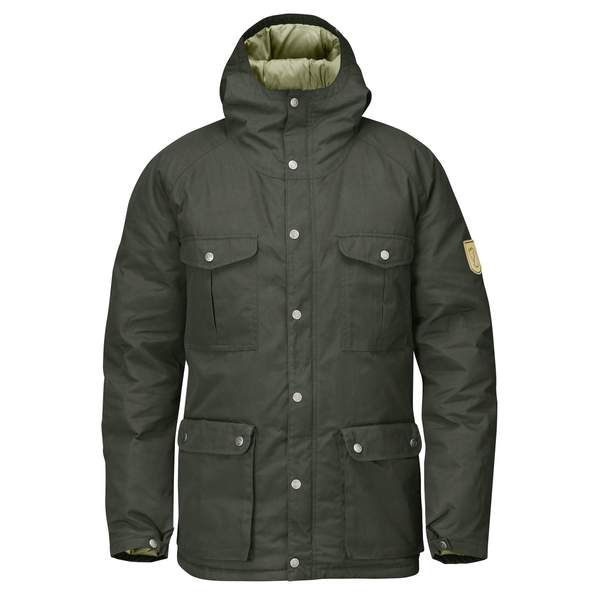 official photos c3ef1 fc719 Fjällräven Greenland Down Jacket Männer - Winterjacke
