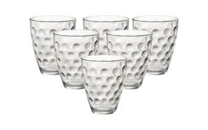 6er-Longdrinkbecher-Set Dots