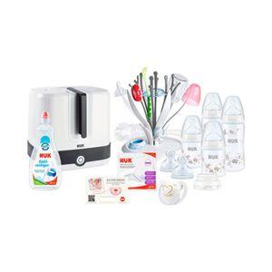 NUK   Sterilisator Starter Set Hygiene