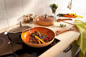 """Pfannenset """"Perfect Cooking"""", 4tlg"""