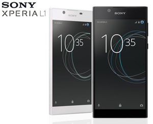 """Sony XperiaL1 14cm/5,5"""" Smartphone mit Android™7.0"""