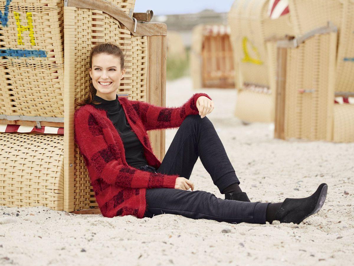 Bild 3 von ESMARA® Damen Strickjacke/Pulloverkleid