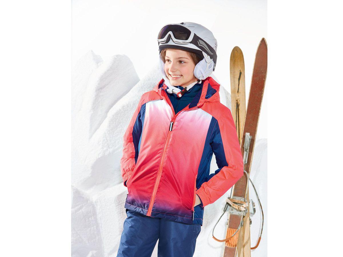 Bild 3 von CRIVIT® Kinder Mädchen Skijacke