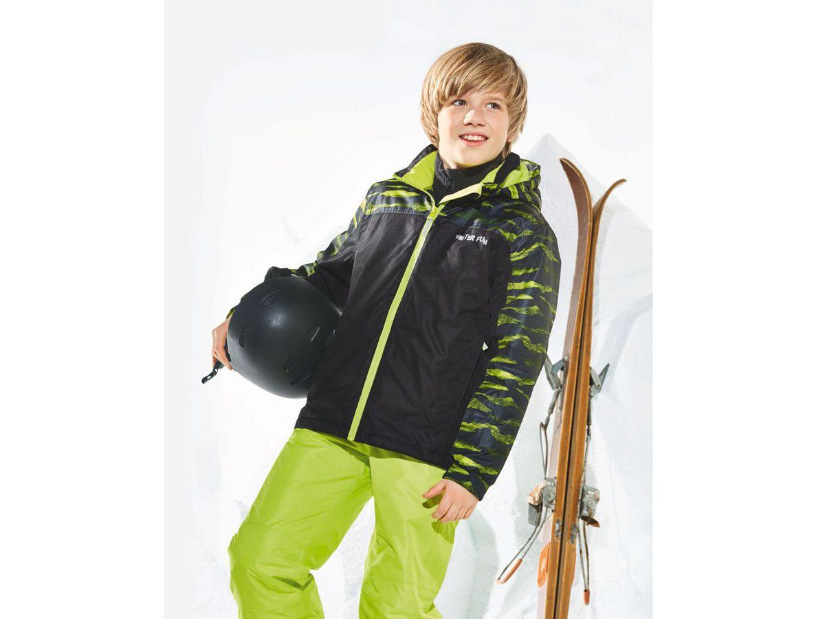 Bild 3 von CRIVIT® Kinder Jungen Skijacke