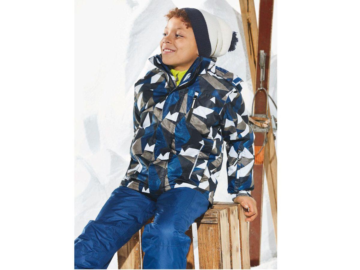 Bild 5 von CRIVIT® Kinder Jungen Skijacke
