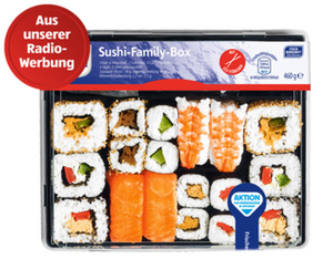 ALMARE Sushi-Family-Box**
