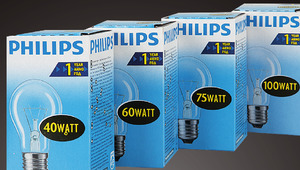 Philips Glühlampe