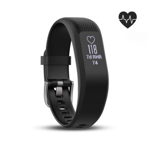 Activity Tracker Vivosmart 3 HRM schwarz