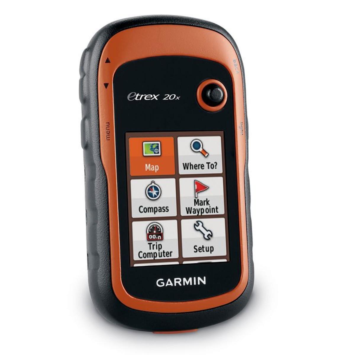 Bild 2 von GPS-Gerät eTrex 20 X Navigationsgerät