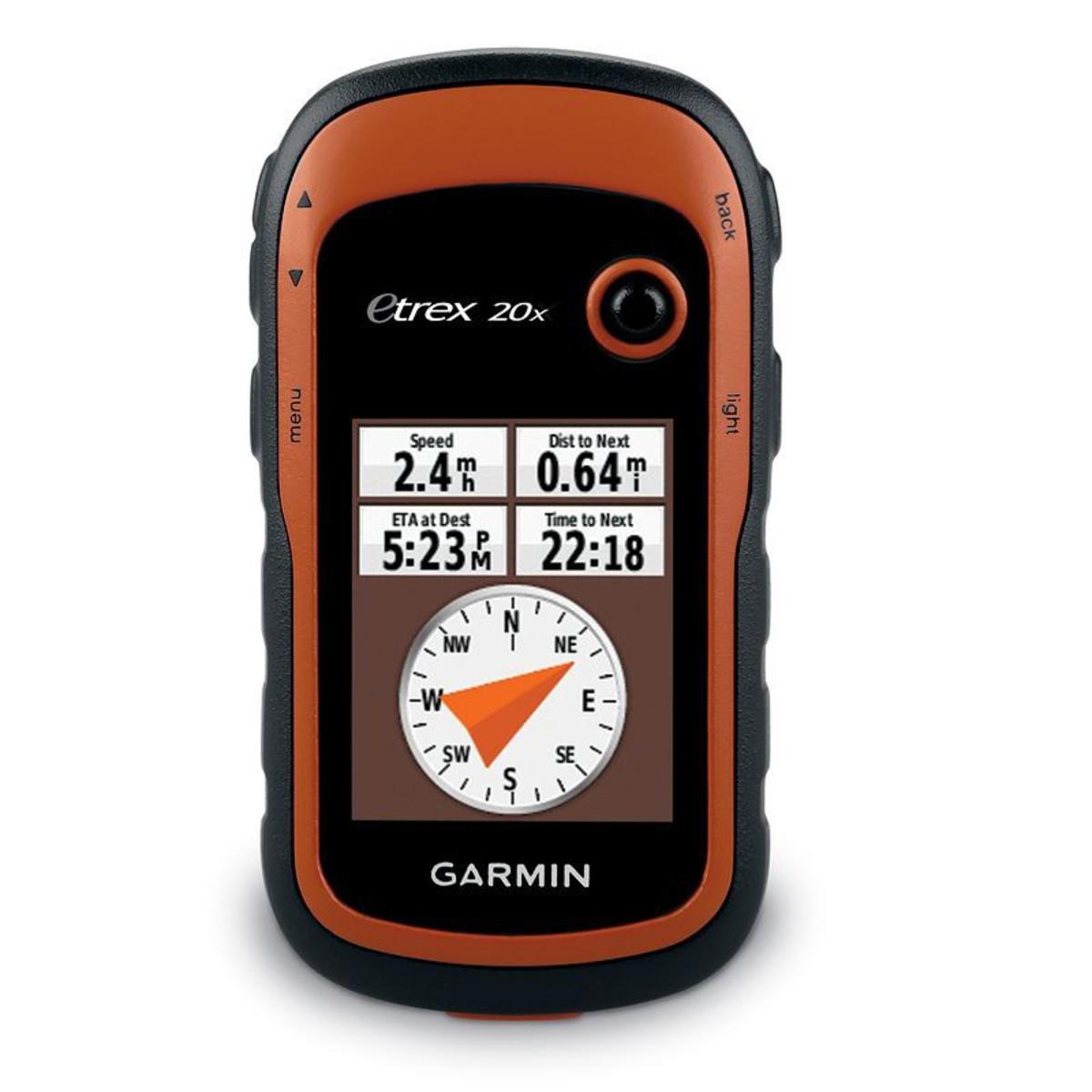 Bild 4 von GPS-Gerät eTrex 20 X Navigationsgerät