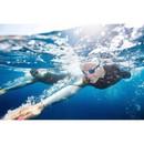 Bild 2 von Schwimmanzug Neopren OWS550 4/3 mm Freiwasserschwimmen Damen NABAIJI