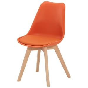 Stuhl Jenny (orange)