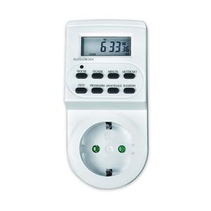 Steckdosen-Zeitschaltuhr digital