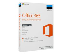 Microsoft MS Office 365 Personal
