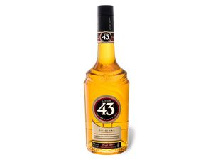 Licor 43 CUARENTA Y TRES 31% Vol. 0,7 l