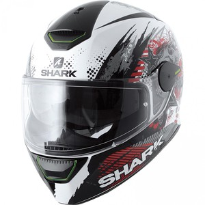 Shark helmets            SKWAL Switch Riders Rot