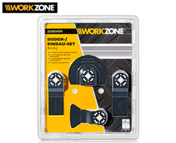 workzone zubeh r set f r elektro multiwerkzeug von aldi s d ansehen. Black Bedroom Furniture Sets. Home Design Ideas