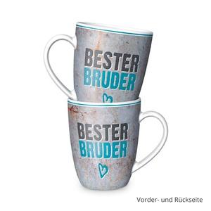 Kaffee Becher ´´Bester Bruder´´ 250ml