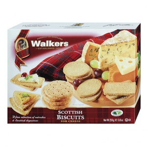 Walkers Scottish Biscuits for Cheese 250g 2,00 € / 100g