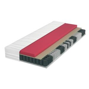 Taschenfederkern/Geltex-Matratze ca. 90 x 200 cm H2