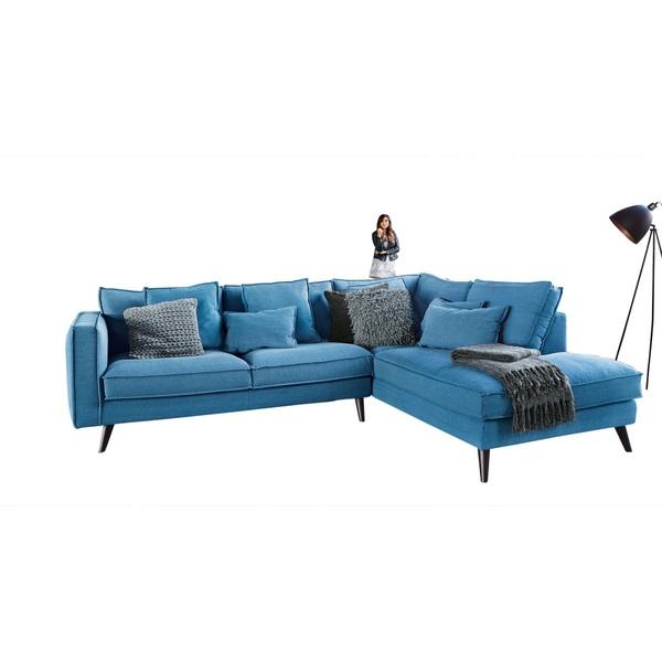 mondo polsterecke vis vis stoffbezug aqua ca 285 x 225 cm von porta m bel f r ansehen. Black Bedroom Furniture Sets. Home Design Ideas