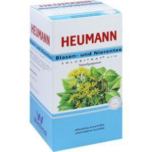 Heumann Blasen- und Nierentee SOLUBITRAT