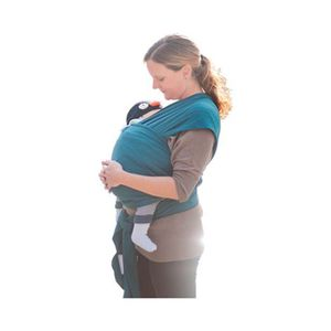MOBY WRAP   Babytragetuch Moby WrapClassic pacific