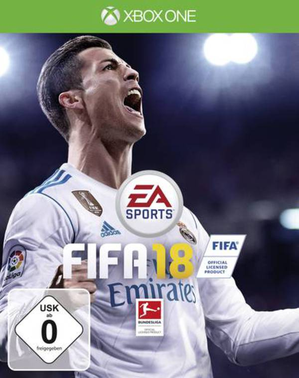 fifa 18 xbox one usk 0 von conrad ansehen. Black Bedroom Furniture Sets. Home Design Ideas