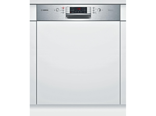 bosch smi46ks01e geschirrsp ler teilintegrierbar 598 mm. Black Bedroom Furniture Sets. Home Design Ideas