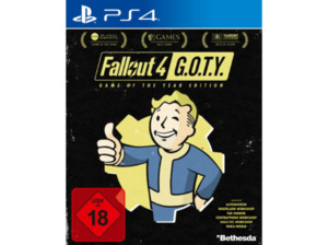 Fallout 4: Game of the Year Edition [PlayStation 4]