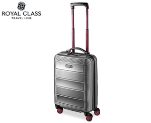 ROYAL CLASS TRAVEL LINE Polycarbonat Business-Trolley oder Trolley-Boardcase