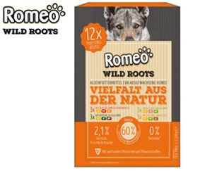 Romeo WILD ROOTS 12 Portionsbeutel