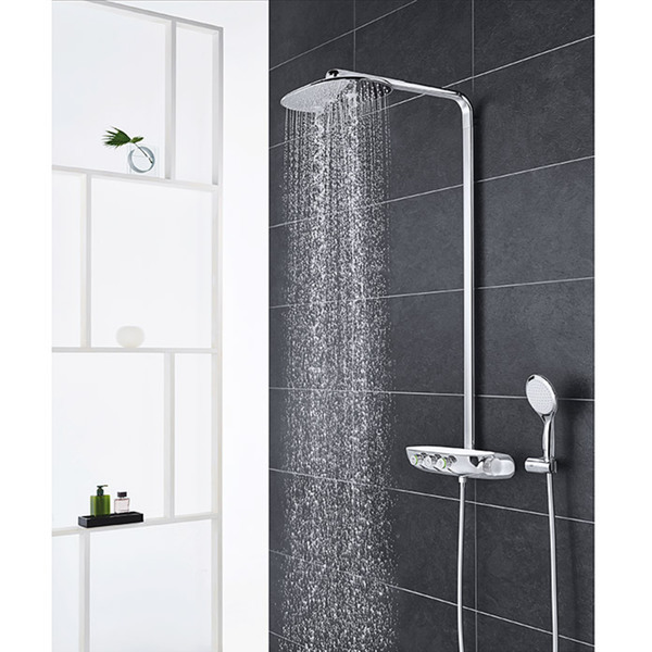 grohe duschsystem rainshower smartcontrol 360 von bauhaus ansehen. Black Bedroom Furniture Sets. Home Design Ideas