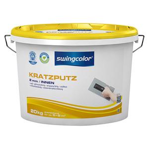 swingcolor Kratzputz