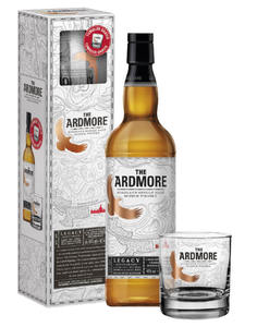 The Ardmore Highland Single Malt Legacy 40%