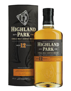 Highland Park Malt Scotch 12 Jahre 40 %