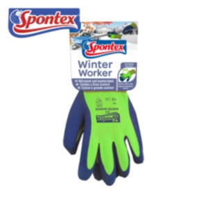 Spontex Winter Worker