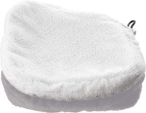 CLEANmaxx Bodentücher 2er-Set, weiß