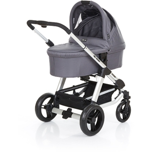 ABC Design - Kombikinderwagen Condor 4, Grey Black (Design 2016)