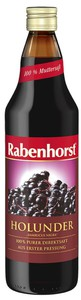 Rabenhorst  Holunder Muttersaft 750 ml