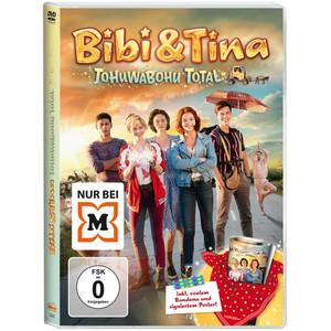 Bibi & Tina - Tohuwabohu Total (exklusive Version inkl. Bandana & signiertem Poster)