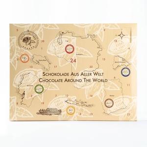 DreiMeister Golddublonen Adventskalender 200g 7,50 € / 100g